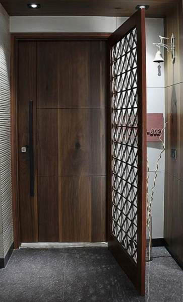 20 Best Safety Door Designs With Pictures In 2020
