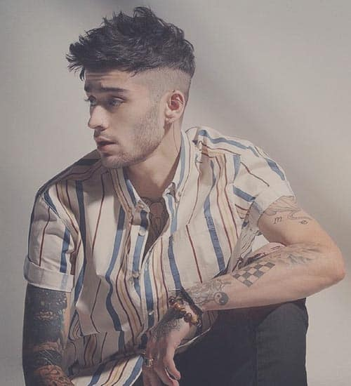 10 Latest And Best Zayn Malik Hairstyles In 2020 Styles At