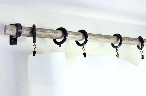20 best curtain rod designs with