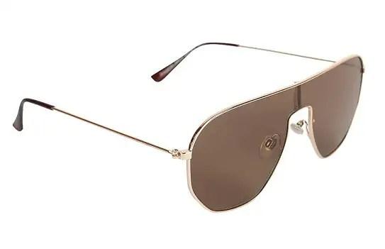 Oversized Polarized Sunglasses