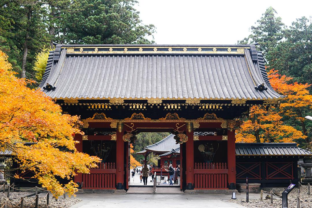 Best Day Trip From Tokyo. Japan: Nikko