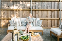 Tips Styling Chic Outdoor Patio With Frontgate