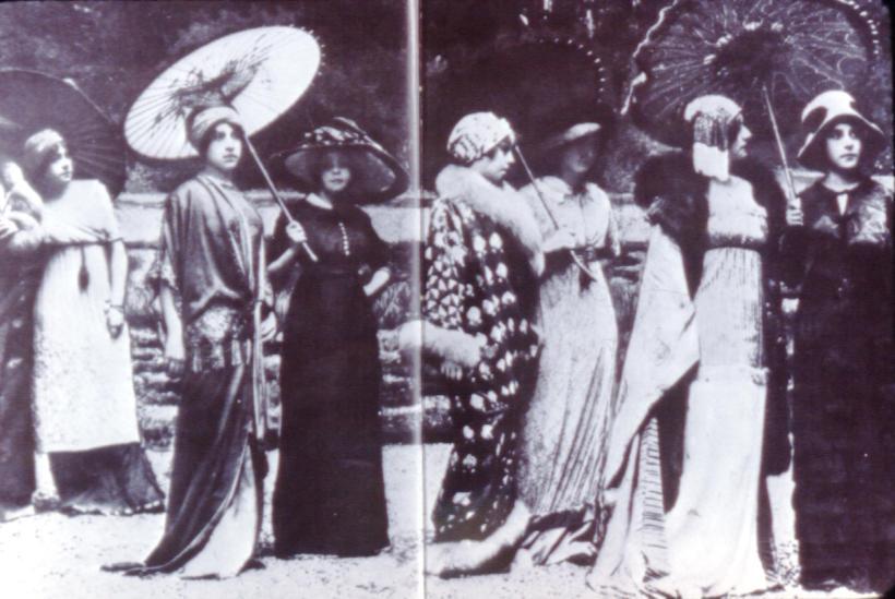 Women fashion 19001920  Styles Matter