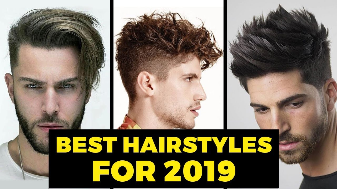 Stylish Men\'s Hairstyles - Men Hairstyles Trends of 2019 ...