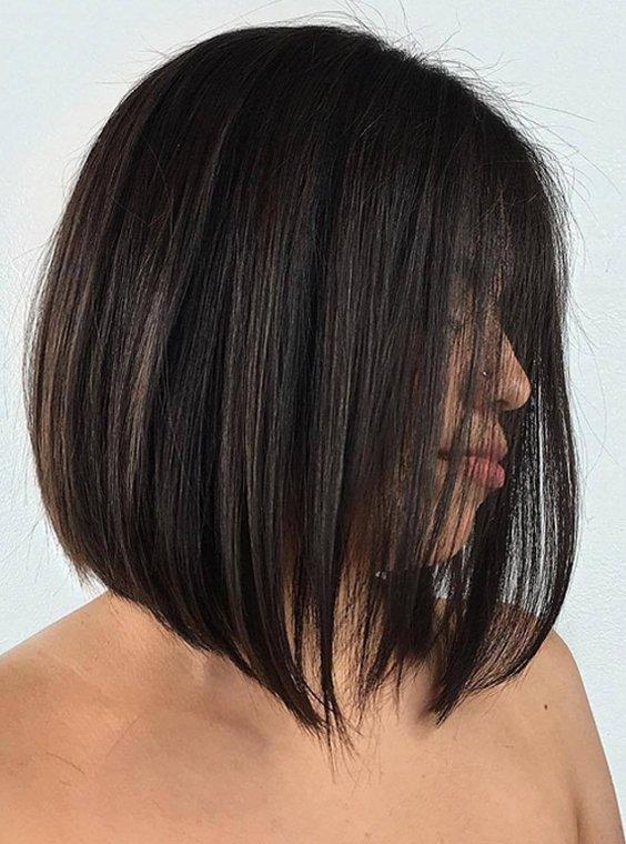 Fantastic One Length Bob Haircuts for 2018