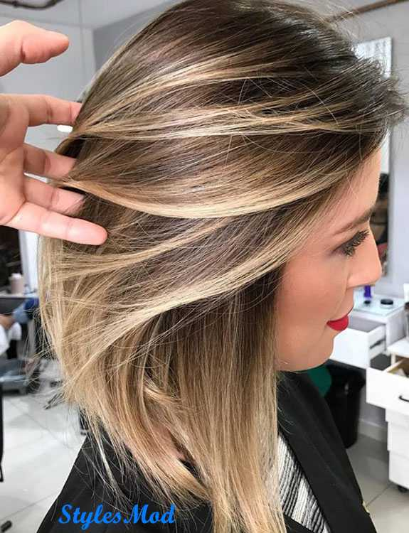 Sandy Brown Hair Color Ideas & Styles