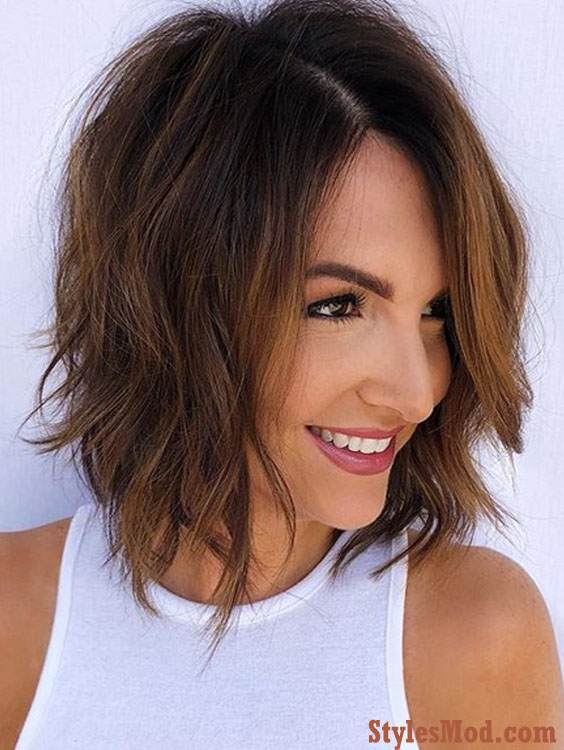 Trendy Bob Haircuts for 2018