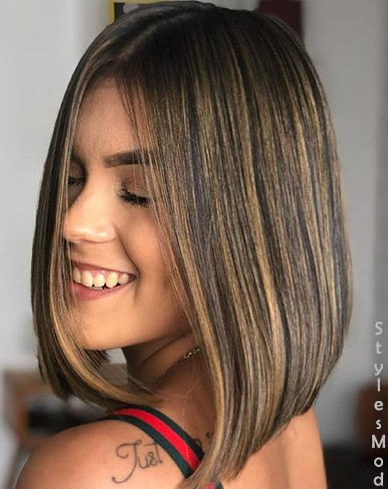 Bob Haircuts & Hairstyles for 2018