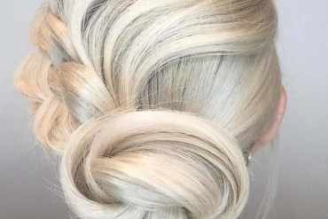Bridal Updo Hairstyles Trends for 2018