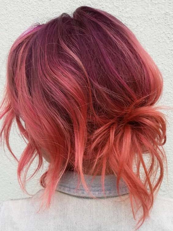 Charming Pulp Riot Red Hair Colors in 2018