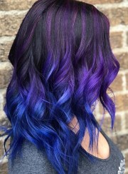 fantastic blue hair color ideas