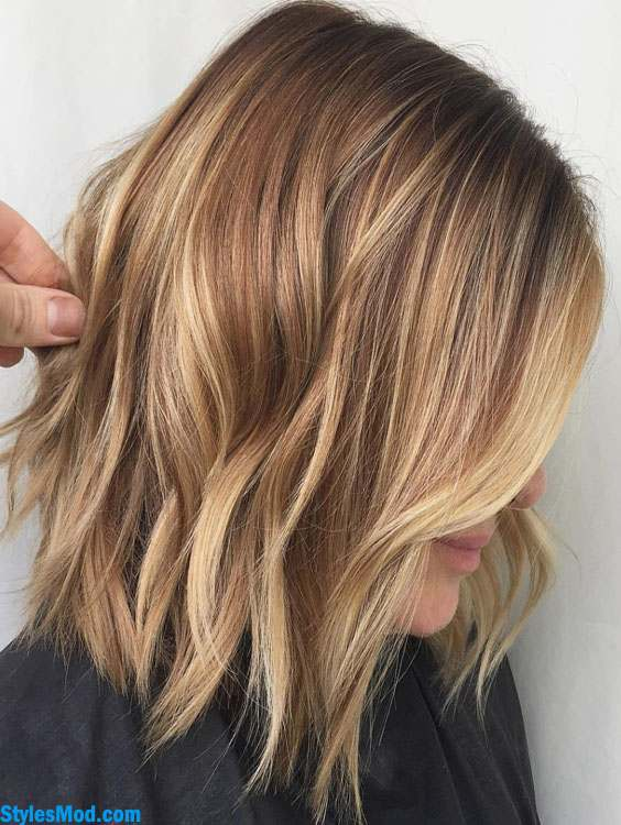 Incredible Styles of 2018 Copper Light Brown Hair Color Ideas ...