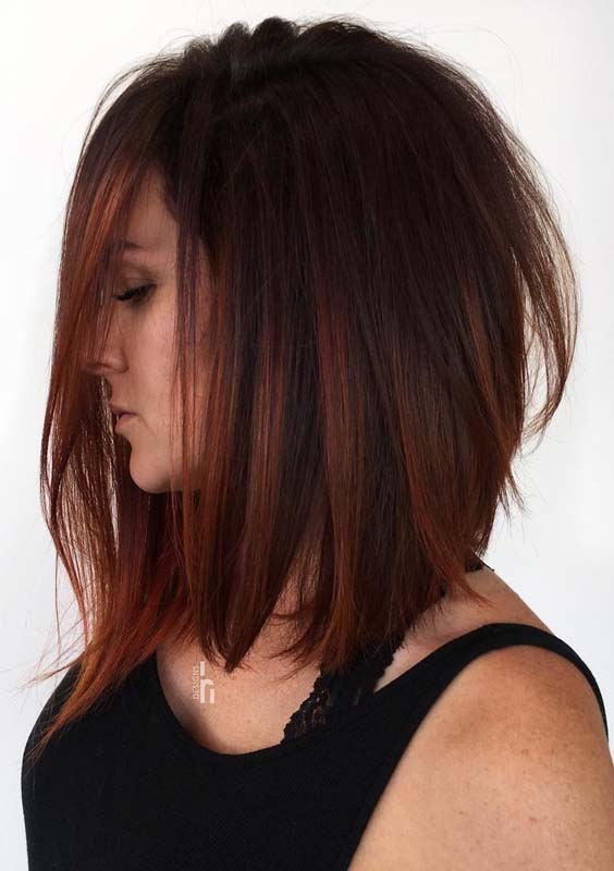 Modern Long Bob Hairstyles Haircuts Trends In 2018 Stylesmod