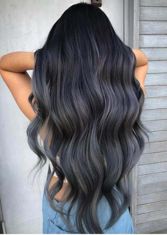 Stunning Hair Color Ideas For Long Hair Styles In 2018 Stylesmod