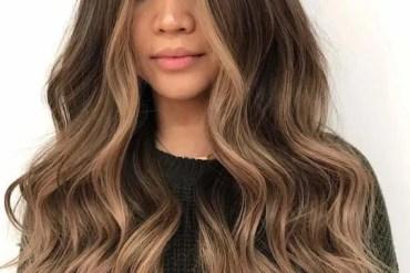 Sun Kissed Brunette Hair Color Ideas for 2018