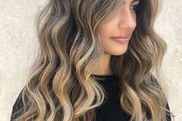 Sun Kissed Blonde Balayage Hair Color Ideas for 2018