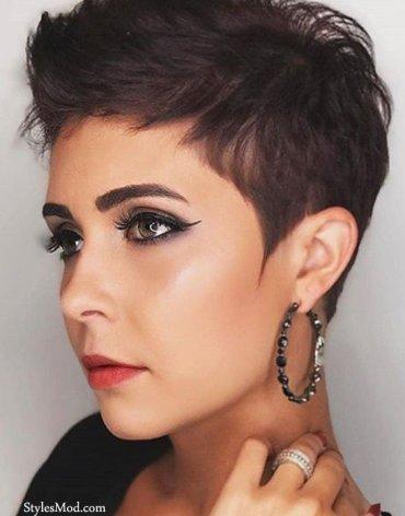 Fancy Short Haircuts Ideas
