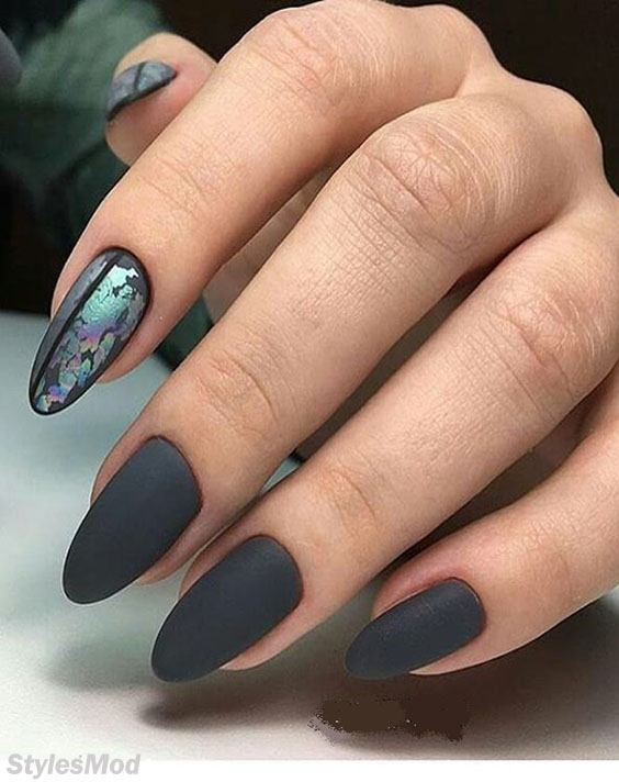 Splendid Nail Art Design & Styles To Inspired You In 2018