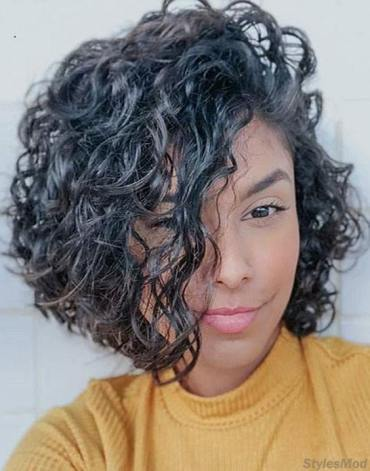 Adorable Grey Touch on Short Haircuts & Hairstyles for 2018