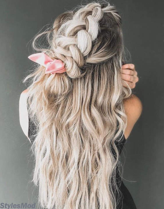 Boho Vibes Braids Hairstyle for Any Next Upcoming Event