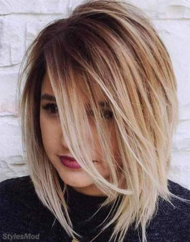 Trendy Style of Shoulder Length Haircuts You Can't Miss