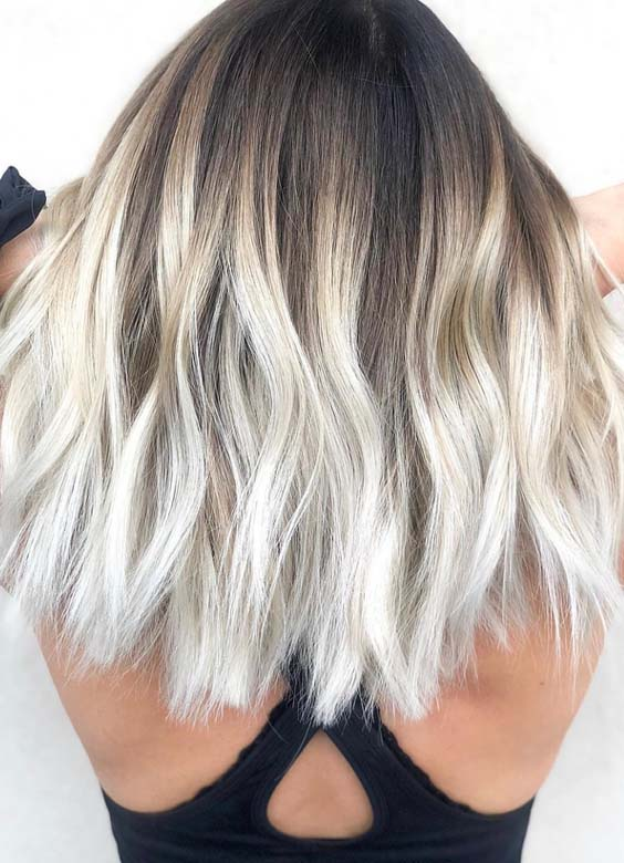Perfect Blends Of Blonde Hair Color Ideas for 2018