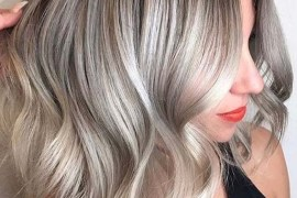 Pretty Ice Blonde Hair Color Melts in 2018