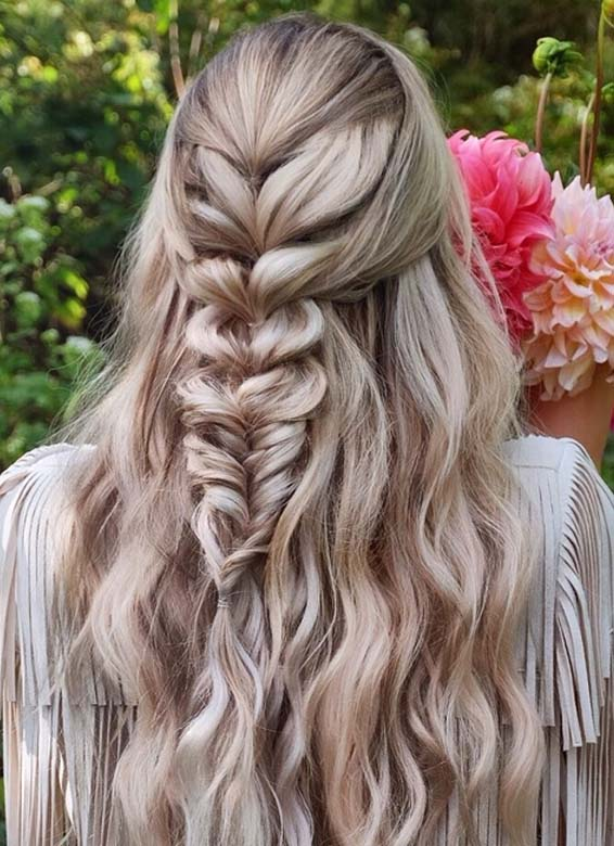 Most Romantic Bridal Wedding Hairstyles For 2018 Stylesmod
