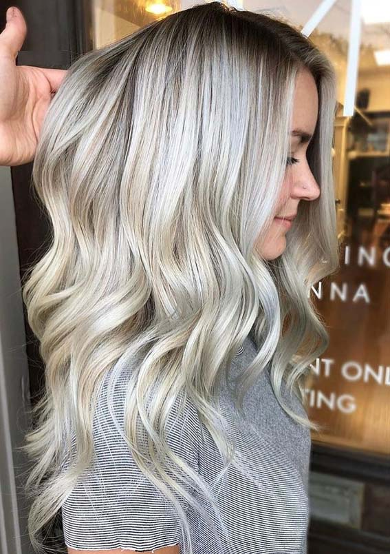 Sandy Blonde Hair Colors & Hairstyles for 2018