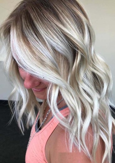 Stunning Blonde Hair Color Shades for 2018