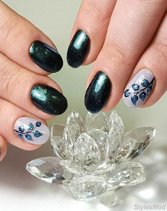 Fancy Bold Nail Art Designs For Short Nails In 2018 Stylesmod