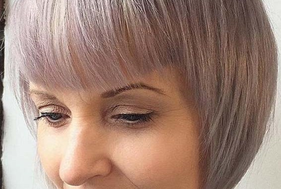 Coolest Grey Hair Color Trends For Short Hair In 2018 Stylesmod