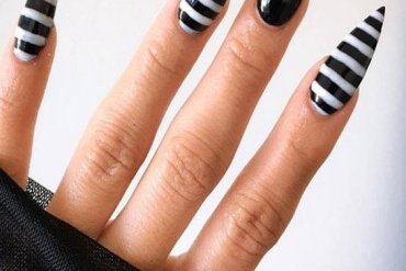 Unique Halloween Nail Designs For Bold Women 2018