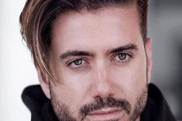 Long Hairstyles for Men with Little Gorgeous Beard for 2018