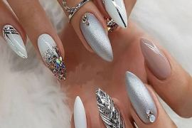 Hottest Look of 2018 Nail Ideas & Colors You'll Love