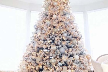 Thanksgiving & Christmas Tree Designs for Home Decoration in 2018