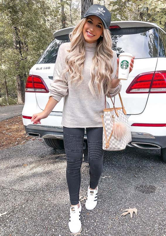 Gorgeous Outfits And Hand Bag Styles For 2019