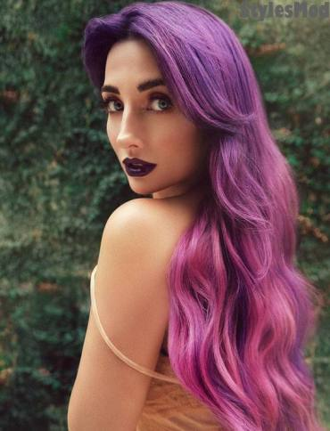 Inspirational Mermaid Hairstyle Ideas for Long Hair In 2018-2019