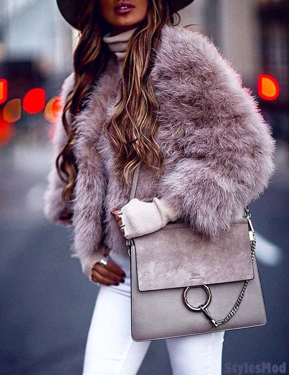 Latest Winter Season Collection with Handbag Styles for 2019