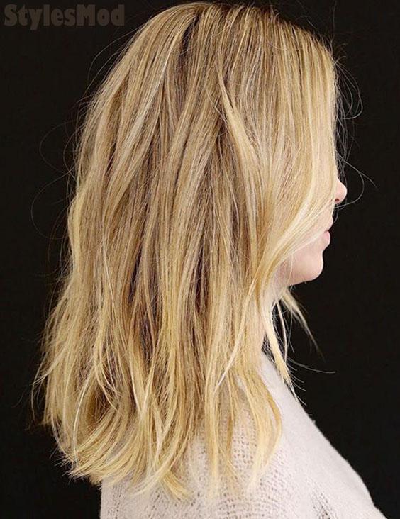 Medium Length Hairstyle Hair Color Ideas For 2018 2019 Stylesmod