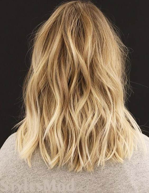 Medium Length Hairstyle Hair Color Highlights For 2019 Stylesmod