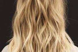Medium Length Hairstyle & Hair Color Highlights for 2019