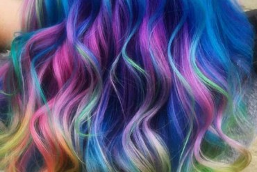 Rainbow Hair Color Trends You Must Try in 2019