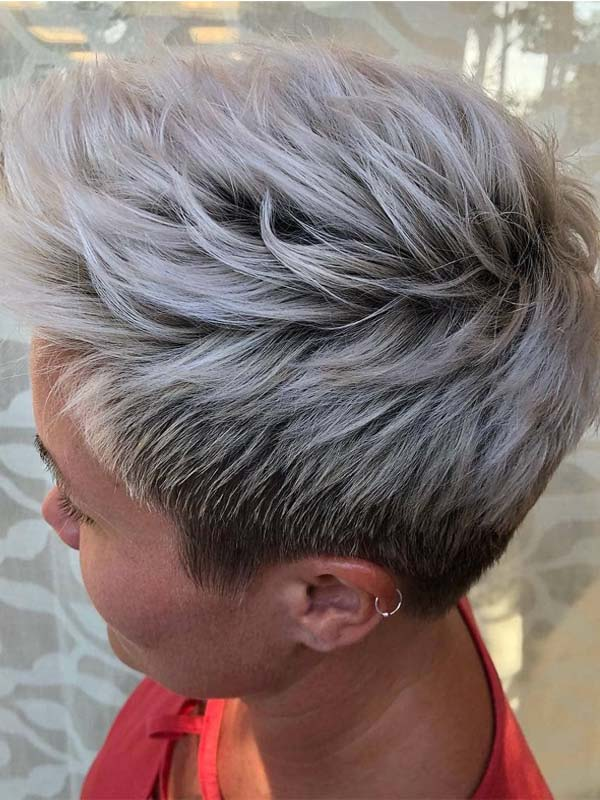 Short Pixie Haircuts for Women 2019