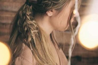 Cutest Ponytail Braids for Ladies in 2019