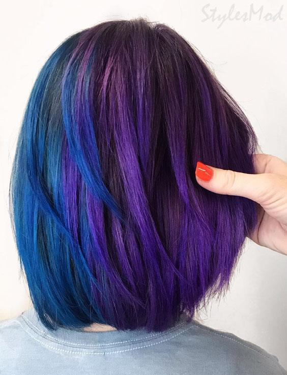 Delightful Pulp Riot Hair Color Combinations for 2019