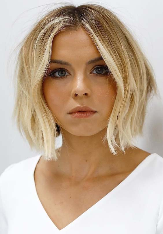 Elegant Short Bob Haircuts For Women In 2019 Stylesmod