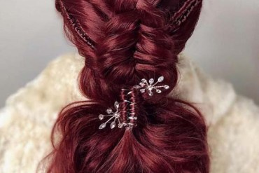 Hottest Red Hair Colors & Hairstyles for 2019