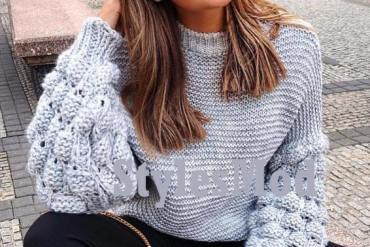 Marvelous Winter Season Sweaters Style for Girls & Women