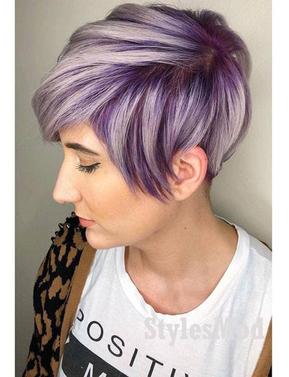 Short Pixie Haircut Style for Girls & Women In 2019
